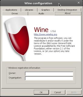 Linux Wine