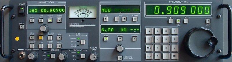 HF receiver WJ-8711A - IZ3MEZ